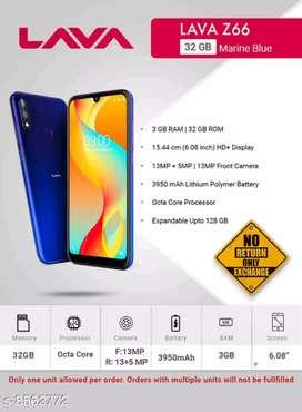 Lava Z66 mobile phone