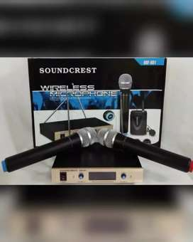 Mic Wireless Soundcrest 2Handle