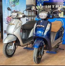 Brand New Suzuki Access 125 BSVI at low down payment