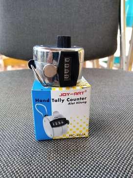 Joy art penghitung tangan (hand tally counter)