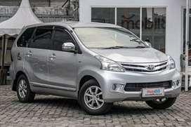 Dijual Avanza G M/T 2012,BerGARANSI BUYBACK, Minggu BUKA #Call Riska