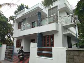 3 bhk 1200 sqft 3 cent new build at aluva chirayam road 100 mtr