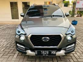 TERMURAH! Datsun cross 2018/19 automatic. Low km. Istimewa