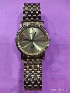 Titan sonata new watch men