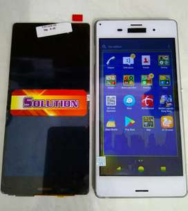 Lcd Touchscreen Sony Z3 Big + Pasang