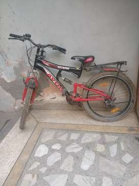 Bycycle cycle