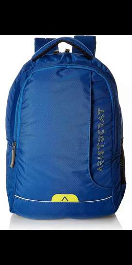 ARISTOCRAT 27 Litre Laptop bag (LPBPZEN2RBL) MRP 1680 BRAND NEW SEAL