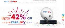 DTH Available In India Tata Sky Or Airtel Tv