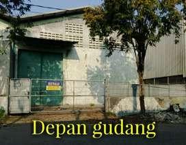Gudang disewakan cepat 630 m²