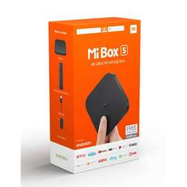 Mi Tv Box S 4K Smart Tv 2GB+8GB