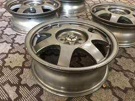 16 inch light weight japnese rims