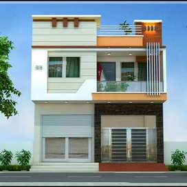 3 BHK HOUSE IN FULLY DEVELOPED TOWNSHIP