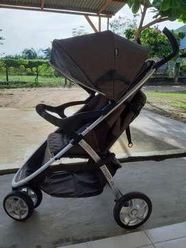 Stroller Cocolatte Trip masih Like New