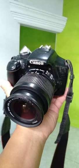 Kamera DSLR Canon 1100D istimewa