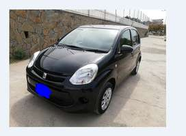 Passo car is available on installment