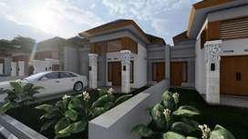 di jual rumah cantik mewah elegan di sudirman pekanbaru