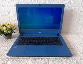 Acer ES 14 432 Intel Celeron Ram 2 GB HDD 500 GB