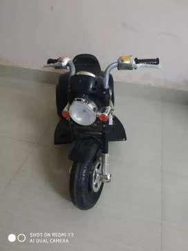 Battery bike for 2 year old children