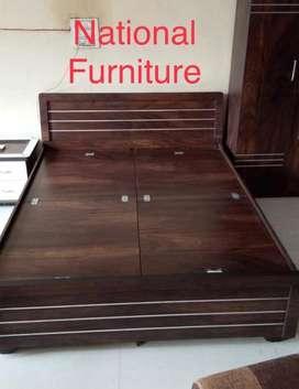 Brand new 6*5 Storage bed best deal