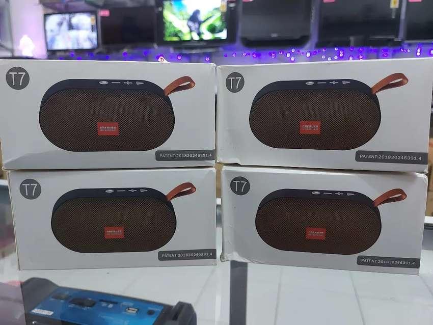 Speaker bluetooth mini 0