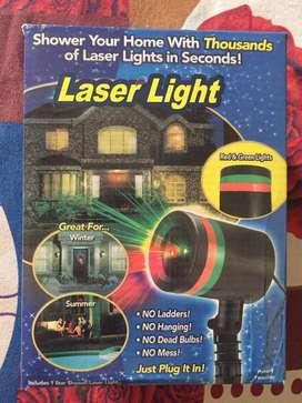 Laser light for home decoration