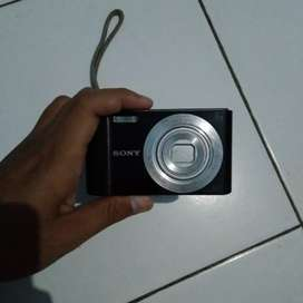 Camdig Sony DSC 810 - 20.1 mp  - 6x optical zoom