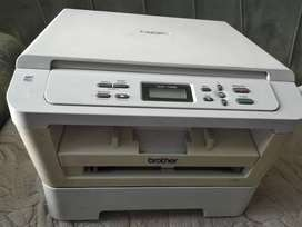 Brother DCP 7055 black & white laser printer