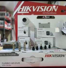 Solusi keamanan pasang baru Kamera CCTV hilook by hikvision DLL