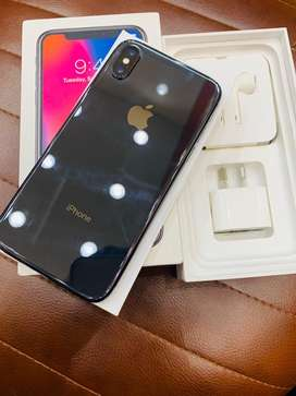 Iphone X (256Gb) pta approved