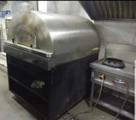 Chef's Forno Pizza Oven With Stand