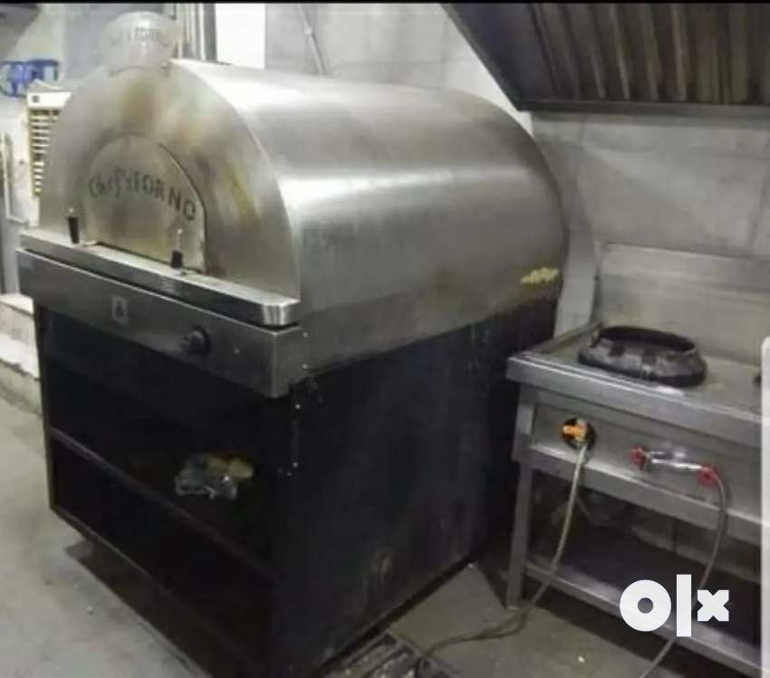 Chef's Forno Pizza Oven With Stand 0