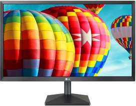 New L.G. 24 Inch IPS LED @ Just Rs 11,000 Only...