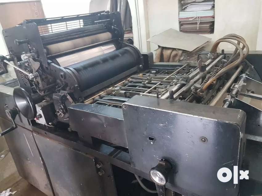 Offset Machine 0