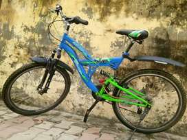 Want to sell my 18 gear bycicle urgently need of money
