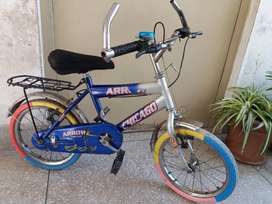 Bicycle working condition only 2 years used