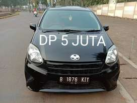 Toyota Agya E At 2016 Dp 5 Jt
