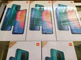 Redmi Note 9 4/64GB by Xiaomi Garansi Resmi Baru