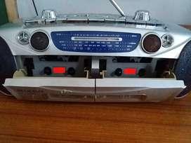 Radio Tape Lampu Disco