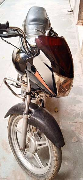 Tvs star city 2006 model with alloy