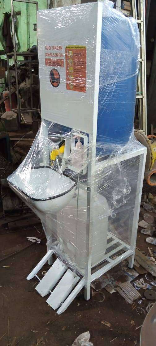 Wastafel Portable - Wastafel Injak 60 Liter 0