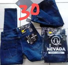 Celana jeans Pensil Nevada