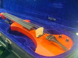 Electric violin german made