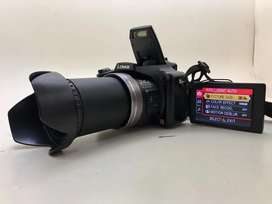 Dslr Lumix fz100 for best background bluring full hd video no fault