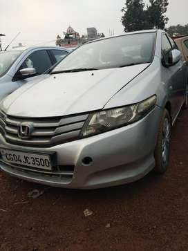 Honda City, 2011, Petrol