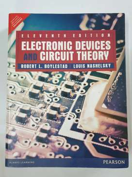 Boylestead_Electronic Devices & Circuit Theory