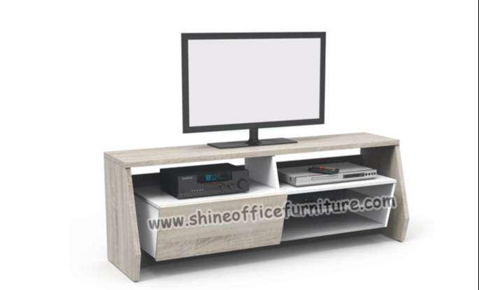 Meja tv rak tv Modera Mobelux Focus Murah dan Modern design 0