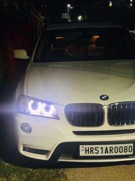 BMW X3 Automatic . Super Clean Condition. HR registration