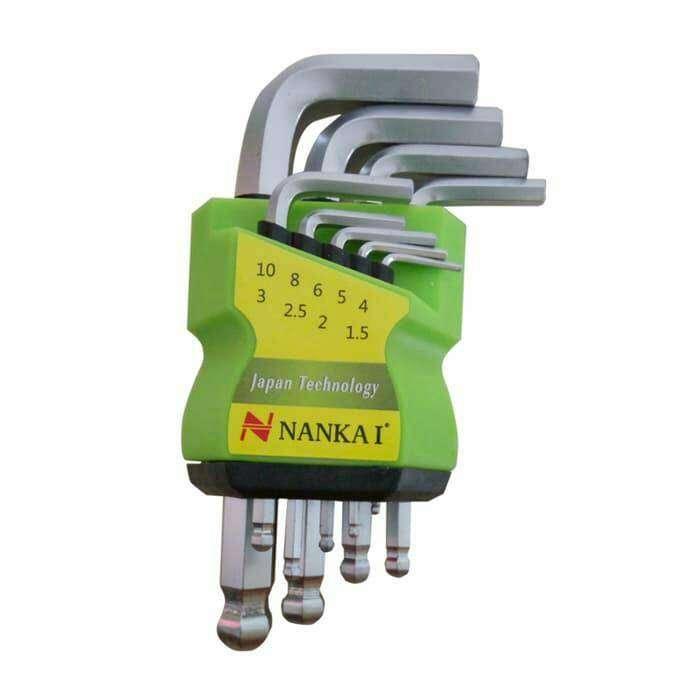 Kunci L Ballpoint Nankai 0