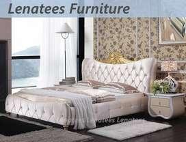 New designer Grey color bed