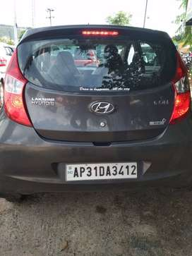 Self driven car Hyundai eon+ for rent
